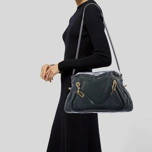 Pre Loved Chloe Paraty 2 way handbag